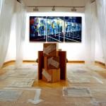 Berlino '89-'09 Installazione - Galleria Consorti . Roma